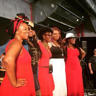 The women of MFON.