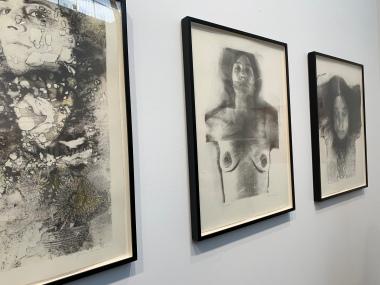 Joan Lyons at Steven Kasher Gallery