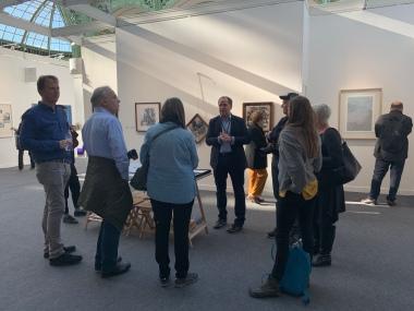 M97 Gallery Director Steven Harris