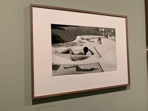 15. Martine Franck at Foundation Henri Cartier-Bresson