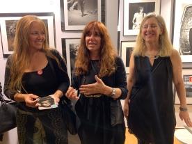 7. Wendy Hicks, Renee Jacobs of Photo De Femmes with Sarah Hadley, Photo Independent, Fotofever.JPG